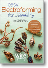 Easy Electroforming for Jewelry