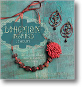 Bohemian Inspired Jewelry: 50 Designs Using Leather Ribbon and Cords