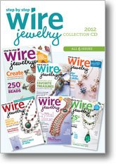 2012 Step by Step Wire Jewelry Collection CD