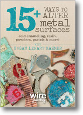 15+ Ways to Alter Metal Surfaces