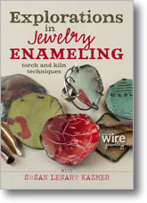 Further Explorations in Jewelry Enameling
