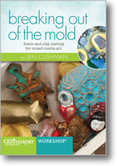Breaking out of the Mold: Resin and Clay Casting for Mixed-Media Art