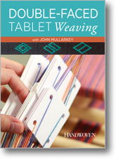 Double-Faced Tablet Weaving