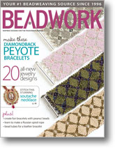 Beadwork, June/July 2013