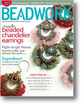 Beadwork, 1 Year Subscription