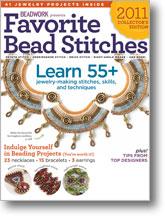 Favorite Bead Stitches, 2011