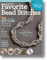 Favorite Bead Stitches, 1200