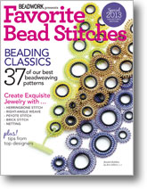 Favorite Bead Stitches, 2013
