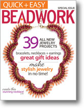 Quick + Easy Beadwork, 2013
