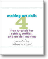 Free Art Dolls and Stuffies eBook