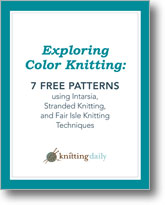 Exploring Color Knitting