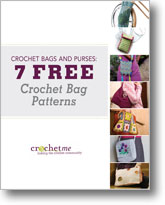 Six Free Crochet Bag Patterns: Crochet Bags