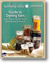 dyeing-yarn