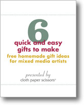 6 Quick and Easy Gifts to Make: Free Homemade Gift Ideas