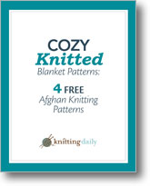 Cozy Knitted Blanket Patterns