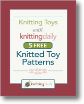 Knitting Toys: 5 Free Knitted Toy Patterns