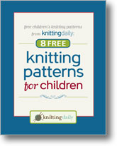 8 Free Knitting Patterns for Children