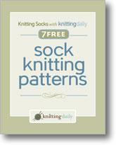 7 Free Sock Knitting Patterns