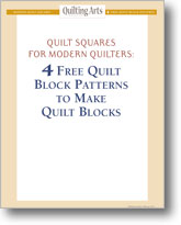 4 Free Quilt Block Patterns 