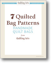 Seven Quilted Bag Patterns: Handmade Quilt Bags