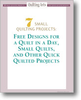 Free Quilt Patterns: 5 Small Quilting Projects