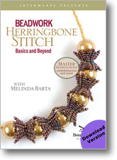 Beadwork: Herringbone Stitch - Basics and Beyond