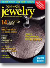 Step by Step Jewelry: Polymer, Ceramic, and Metal Clays, 2006