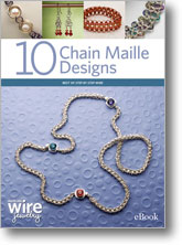 10 Chain Maille Designs: Best of Step by Step Wire