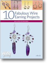 10 Fabulous Wire Earring Projects