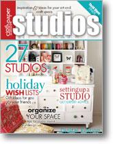 Studios Winter 2012 magazine