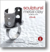 Sculptural Metal Clay Jewelry eBook + Video Download