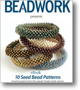 Beadwork Presents: 10 Seed Bead Patterns