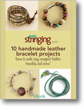 10 Handmade Leather Bracelet Projects