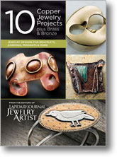 10 Copper Jewelry Projects Plus Brass & Bronze