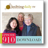Intarsia Knitting Video: Knitting Daily TV, Episode 910, Intarsia InDepth