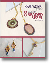 Beadwork Presents: 8 Favorite Beaded Bezel Projects