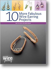 10 More Fabulous Wire Earring 