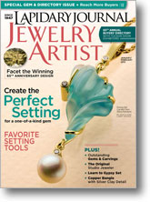 Lapidary Journal Jewelry Artist January/February 2013