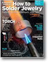 Everyone's Guide to How to Solder Jewelry