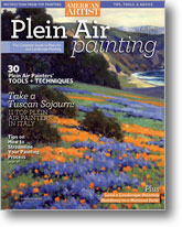Plein Air Painting Magazines