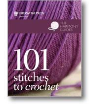 101 Stitches To Crochet