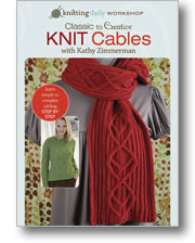 knit cables