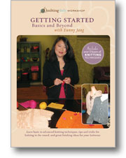 getting started basics and beyond knitting DVD