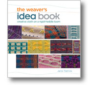 The Weaver's Idea Book Creative Cloth on a Rigid-Heddle Loom