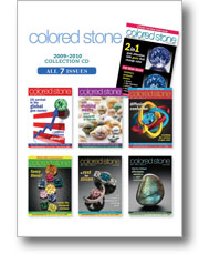 Colored Stone 2009-2010 Collection CD