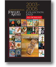 Lapidary Journal Jewelry Artist Collection DVD