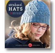 Weekend Hats: 25 Knitted Caps Berets Cloches and More