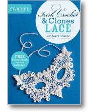 Interweave Crochet Workshop: Irish Crochet and Clones Lace with Máire Treanor DVD