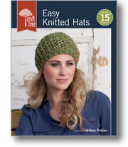 easy knitted hats