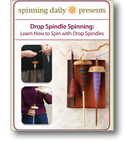 How to Spin with Drop Spindles